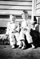 1 - David and me Nelson 1953