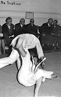 2 -  Judo at the Boy's Institute. Governor General Sir Bernard Fergusson in attendance 1967