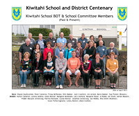 009 Kiwitahi School BOT & School Committee members