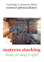 matress stacking