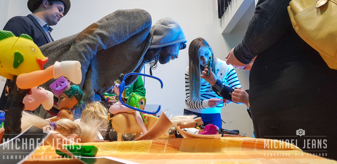 o things. The Fringle - Artist's Launch Event! for 2018 Hamilton Fringe Festival , Creative Waikato, 131 Alexandra Street, Hamilton, Waikato, New Zealand. Thursday 12 July 2018.
